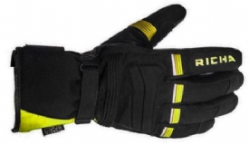 Richa Peak Gloves  Fluo WP